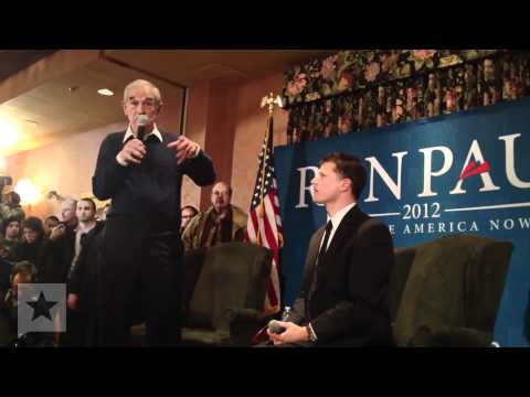 Ron Paul in New Hampshire: Health Care