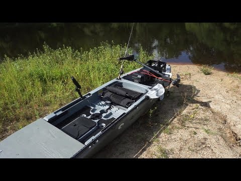 New Kayak!!  - Ascend 12T Review & Modifications
