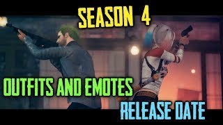 SEASON 4 RELEASE DATE ! New Emotes, Outfits | 0.9.5 PUBG Mobile Update | Season 4 Royal Paas