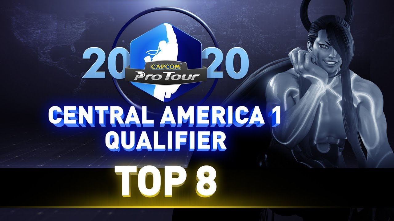 CPT 2020 Online Central America #1 - Top 8