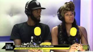 R&B Divas: LA S:1 | Diva Throw Down E:6 | AfterBuzz TV