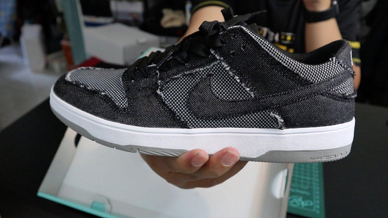 00006ea5239b Nike SB Dunk Low Elite Medicom Unboxing + On Feet - YouTube