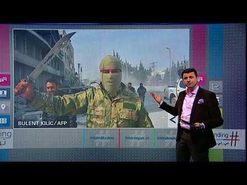 بي_بي_سي_ترندينغ: انتشار صور أعمال النهب في #عفرين..وصورة لـ #الأسد في #الغوطة_الشرقية #سوريا  - نشر قبل 11 دقيقة