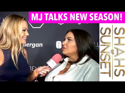 Shahs of Sunset Season 8 & 'Marriage Boot Camp' news