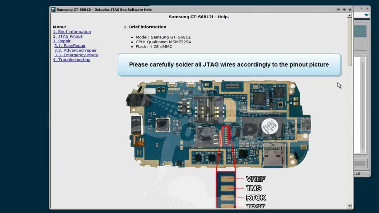 تحديثات : موضوع متجدد تحديثات Octoplus JTAG v 1 4 9 - الصفحة 2
