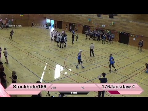 Stockholm C-Stars - Jackdaw City Rollers