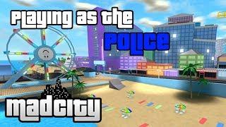 Verhaftung von Personen | Verrückte Stadt | Zufälliges Gameplay (ROBLOX)