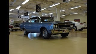 1970 American Motors AMC Rebel Machine in Blue & Engine Sound on My Car Story with Lou Costabile