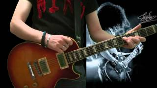 Slash & Myles Kennedy - The Dissident (full cover)