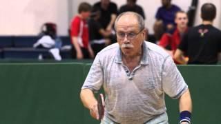 Lev Vays, 33, Arizona Sizzler, Ping Pong Tournament, Phoenix Table Tennis Club, 28 July 2013