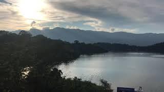 Visitando Hidrosogamoso con la familia en Santander Colombia