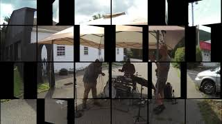 Brian Kastan-bass, Miles Griffith-vocals, Taru Alexander-drums