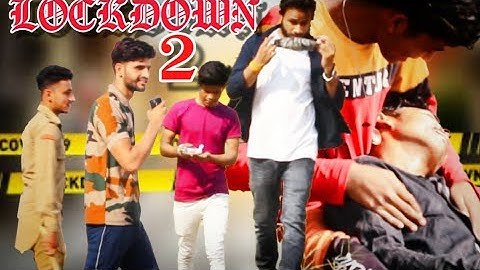 Lockdown Song 2 - Shanky Goswami Official Video New Haryanvi Song 2021