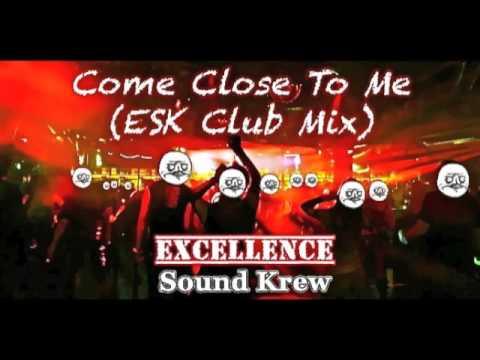 Danielle Viera - Come Close To Me (ESK Club Mix)