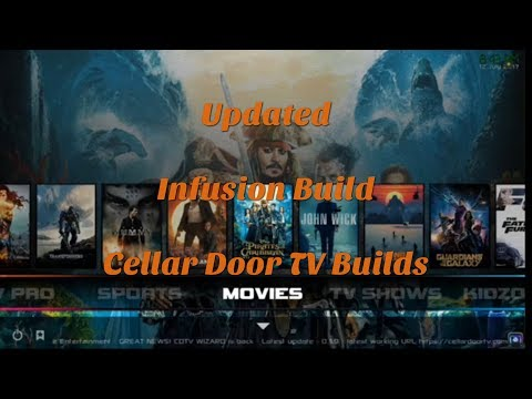 THE BEST MOST COMPLETE KODI 17.3 KRYPTON BUILD [INFUSION BUI