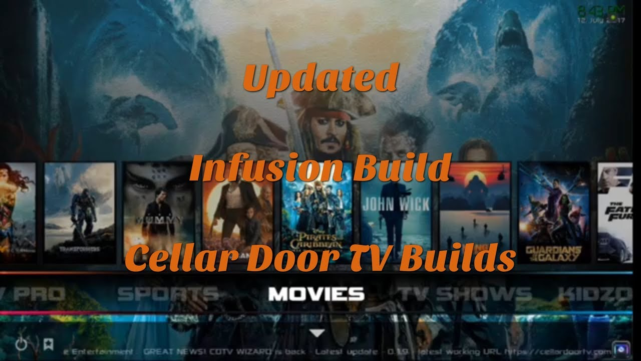 THE BEST MOST COMPLETE KODI 17.3 KRYPTON BUILD [INFUSION ...