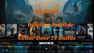 THE BEST MOST COMPLETE KODI 17.3 KRYPTON BUILD [INFUSION BUILD] UPDATED VERSION