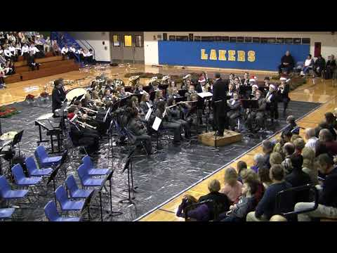 Lake Michigan Catholic School Band Video