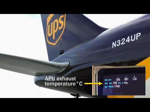 767 Auxiliary Power Unit (APU) Start Sequence