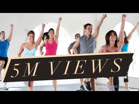 Hi-Low cardio aerobics-burn between 210 - 700 calories in just 20min-cardio-Aerobics