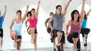 Hi-Low cardio aerobics-burn over 700 calories in just 20min-cardio-Aerobics