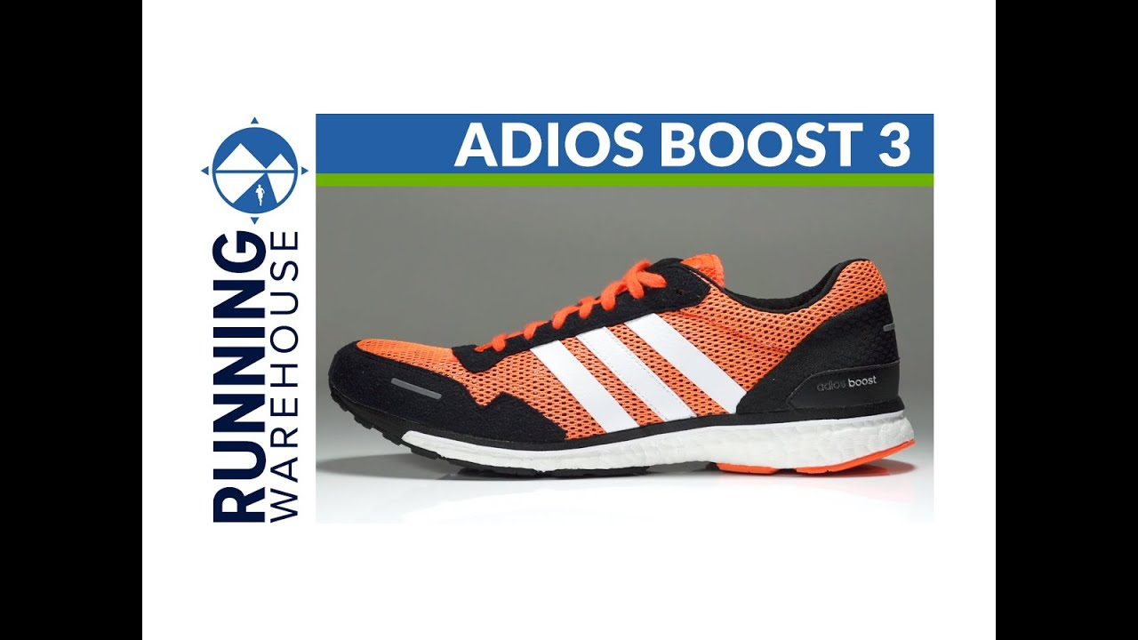 adidas Adizero Adios 3 | Men's Fit Expert Review