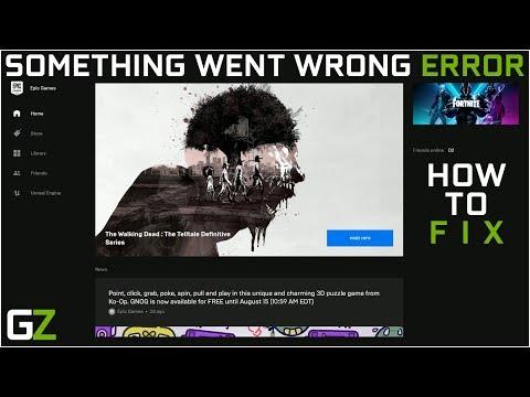 epic games error code - Myhiton