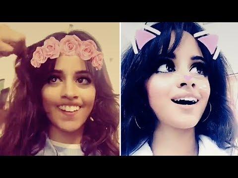 Camila Cabello | Snapchat Videos | June 18th 2017