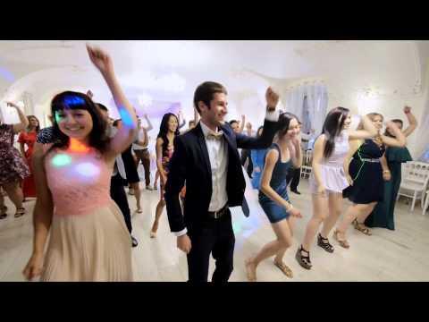 Свадебный флешмоб Татьяна и Игорь wedding flashmob