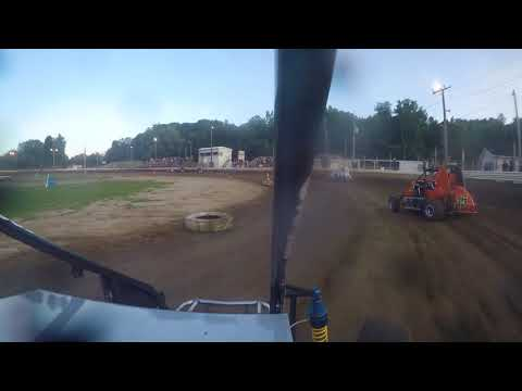 US 24 Speedway Non Wing Heat Race 9-2-2017