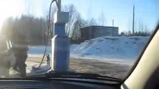 Тест катализатора ТопливоДар,  для топлива бензин,дизель,газ ,автомобиль Лада  Калина flv