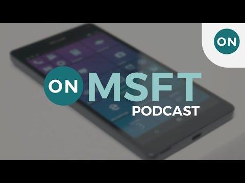 Talk Microsoft Episode 15 | Windows Mixed Reality, Project Scorpio, New Builds