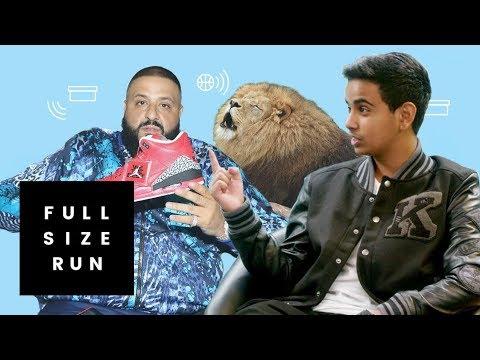 A Billionaire Teenager from Dubai Has the Keys to Sneaker YouTube I Full Size Run