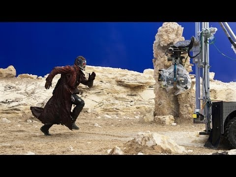 Blast Off with a New Guardians of the Galaxy Behind The Scenes Look