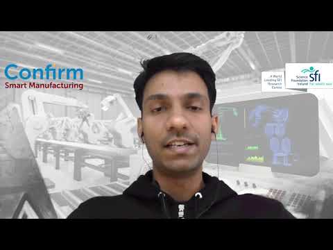 Smart Manufacturing in 60 Seconds - Sourabh Bharti