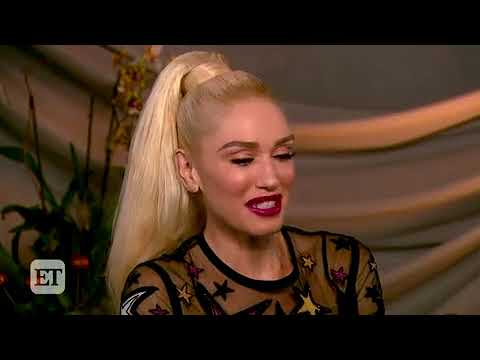 Gwen Stefani Dishes on the Sexiest Man Alive and Celebrating the Holidays