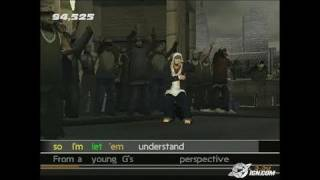Get On Da Mic PlayStation 2 Gameplay - Video greatness