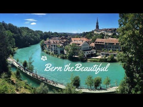 Bern's Delightful Emerald River