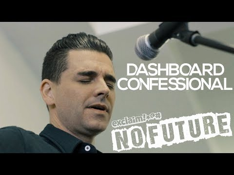"""Dashboard Confessional - """"We Fight"""" (Acoustic Session)   No Future"""