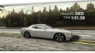 NFS Most Wanted game play day 3