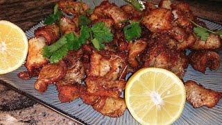 How To Make Swai Fish Nuggets | Punjabi Style Deep Fry Fish Nuggets