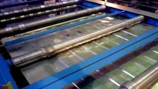 Прокатный стан для производства профнастила марки C-8(http://masterstan.ru Прокатный стан для производства профнастила марки С-8. Стоимость оборудования 370 000 рублей...., 2012-02-02T19:04:59.000Z)