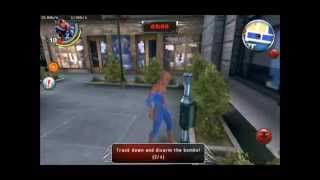 The Amazing Spider Man gameplay simblog.pl