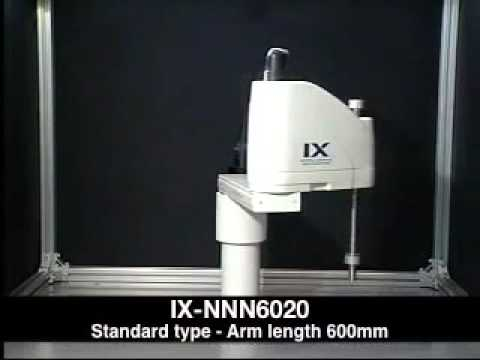 IX Standard Model SCARA
