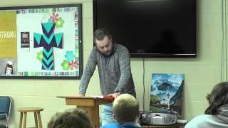 Gene Dougherty's Testimony to FBC Youth on 7-17-16 Part One