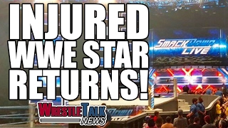 Finn Balor's WWE Return Dates Leaked? Injured WWE Star Returns At Weekend Show! | WrestleTalk News