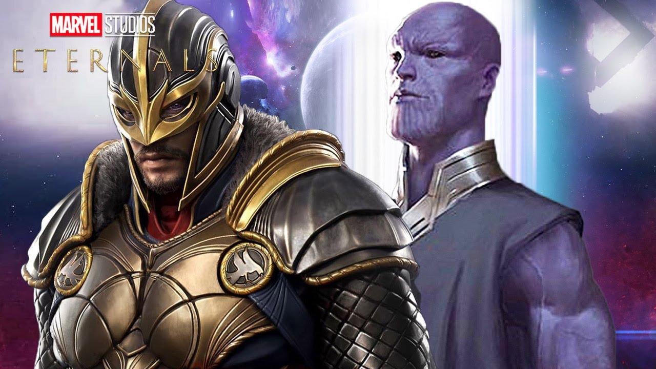 Eternals Trailer - Avengers Endgame Scenes and Marvel Gods Explained