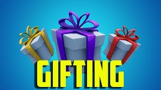 Gifting System Fortnite Battle Royale - How to Gift Skins 2019!