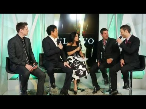 """IL DIVO Interview And """"Hello"""" & """"Right Here Waiting"""" Mexico 16-4-2018"""
