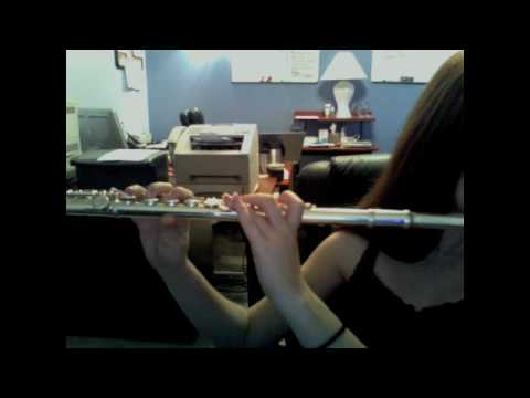 Alice of Human Sacrifice on Flute